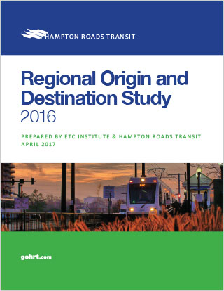 2016 Origin & Destination Survey Overview